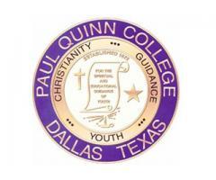 Paul Quinn - Employment Listing